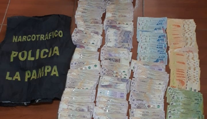 Detienen en Neuquén al destinatario de la droga incautada el mes pasado en Catriló