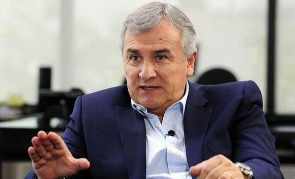 """Gerardo Morales defendió a Facundo Manes: """"Los radicales no vamos a permitir que Larreta colonice nuestro partido"""""""