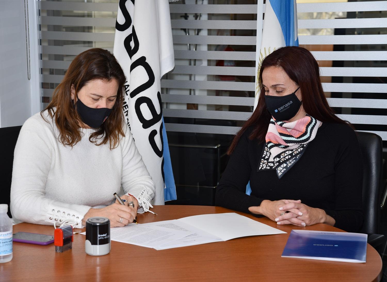 El municipio de General Pico firmó un convenio de cooperación con SENASA