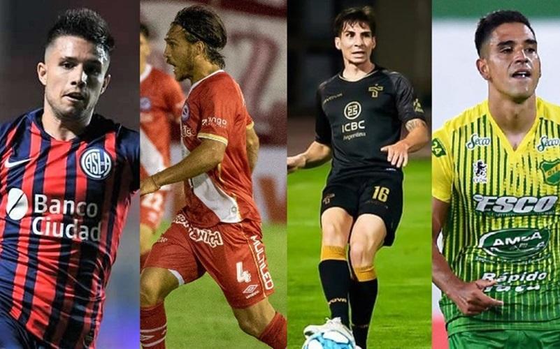 Liga Profesional 2021: Estos son los pampeanos que nos representan en la máxima categoría del fútbol argentino