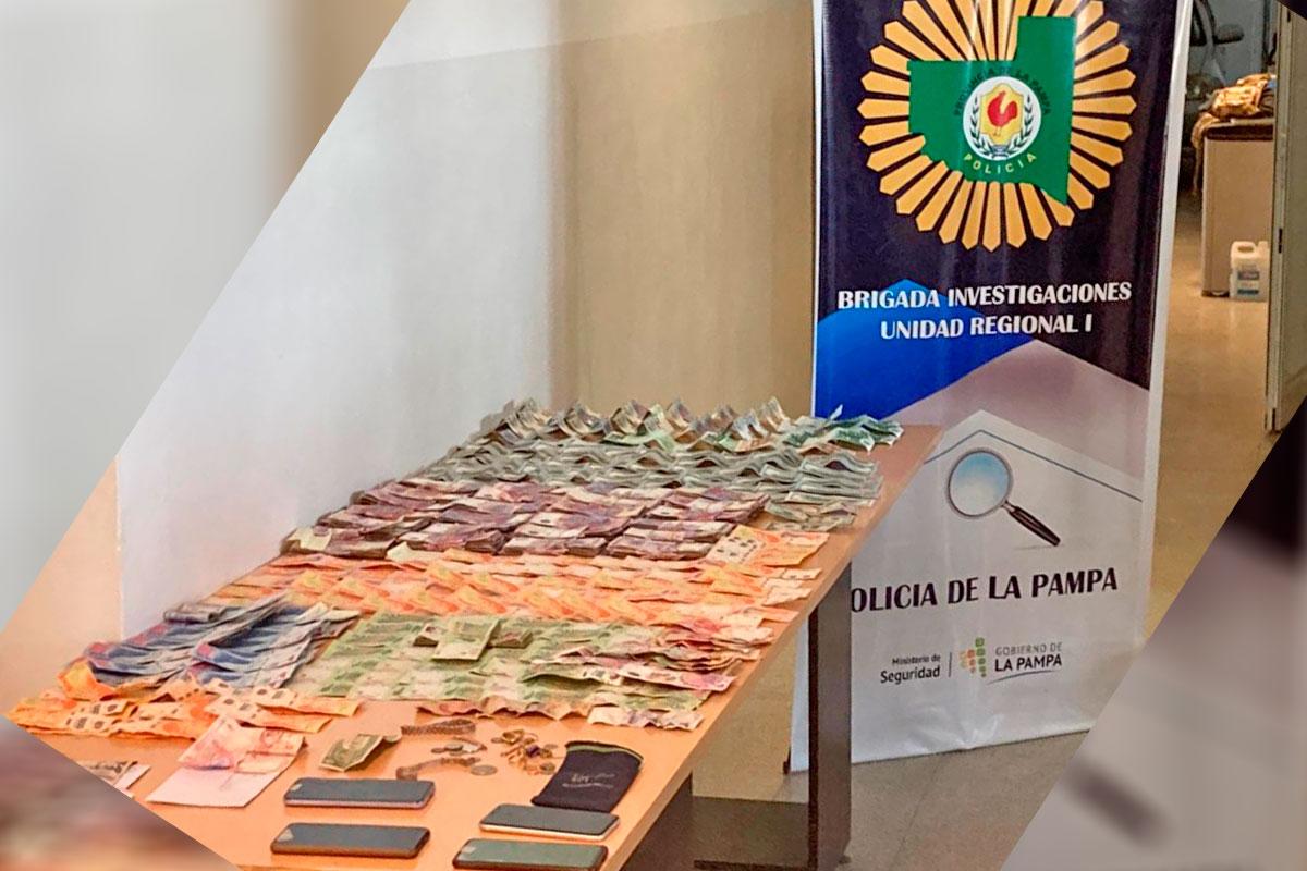General Pico: Las mujeres detenidas habían realizado dos estafas en Santa Rosa y tenían en su poder 6.500 dólares, 2.000 euros y 450 mil pesos