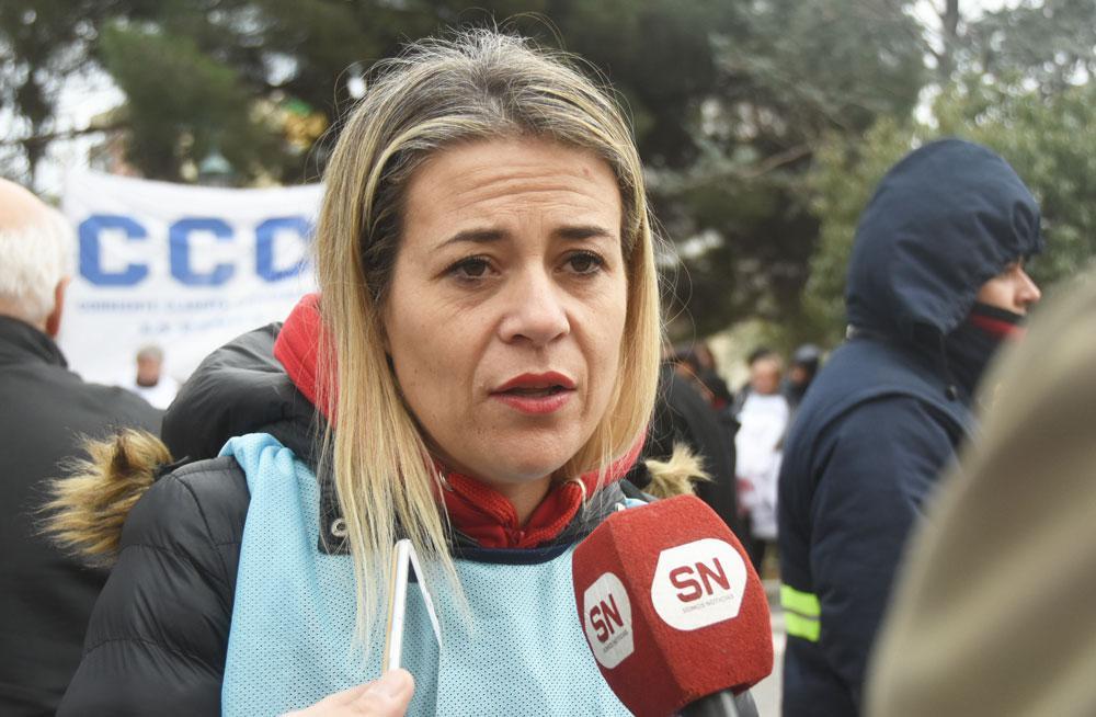 """Regreso a la presencialidad: """"Vamos a convivir con las estrategias y herramientas que desarrollamos en la pandemia"""", afirmó Claudia Calderón"""