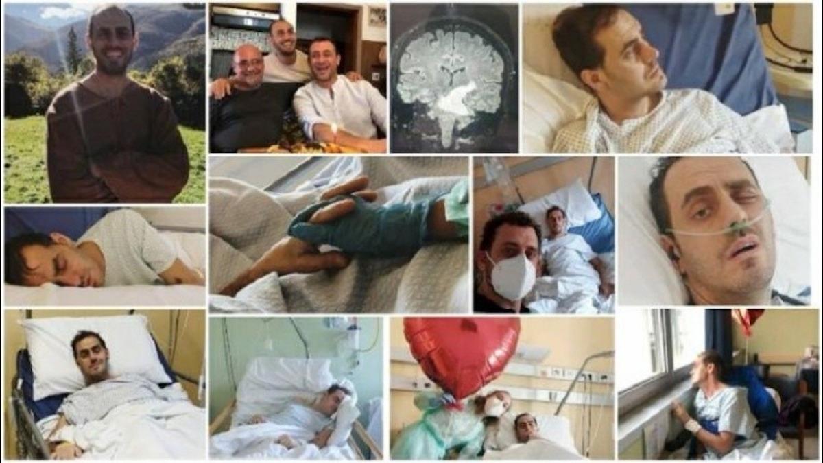 Es de Santa Fe y tiene un tumor cerebral inoperable que sólo puede tratarse en Alemania: el desesperado pedido de ayuda de una familia