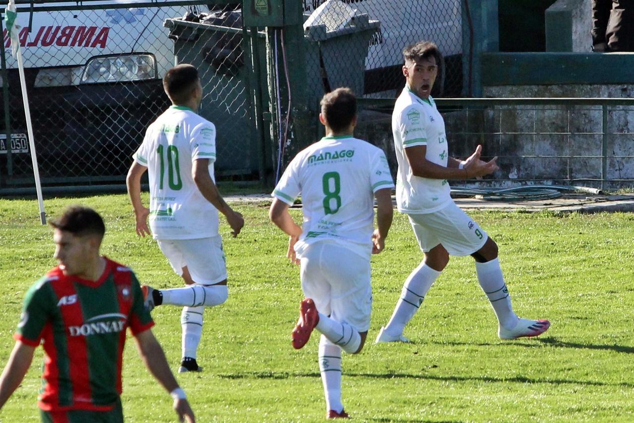 Torneo Federal: Ferro de Pico volvió a ganar y sigue imparable