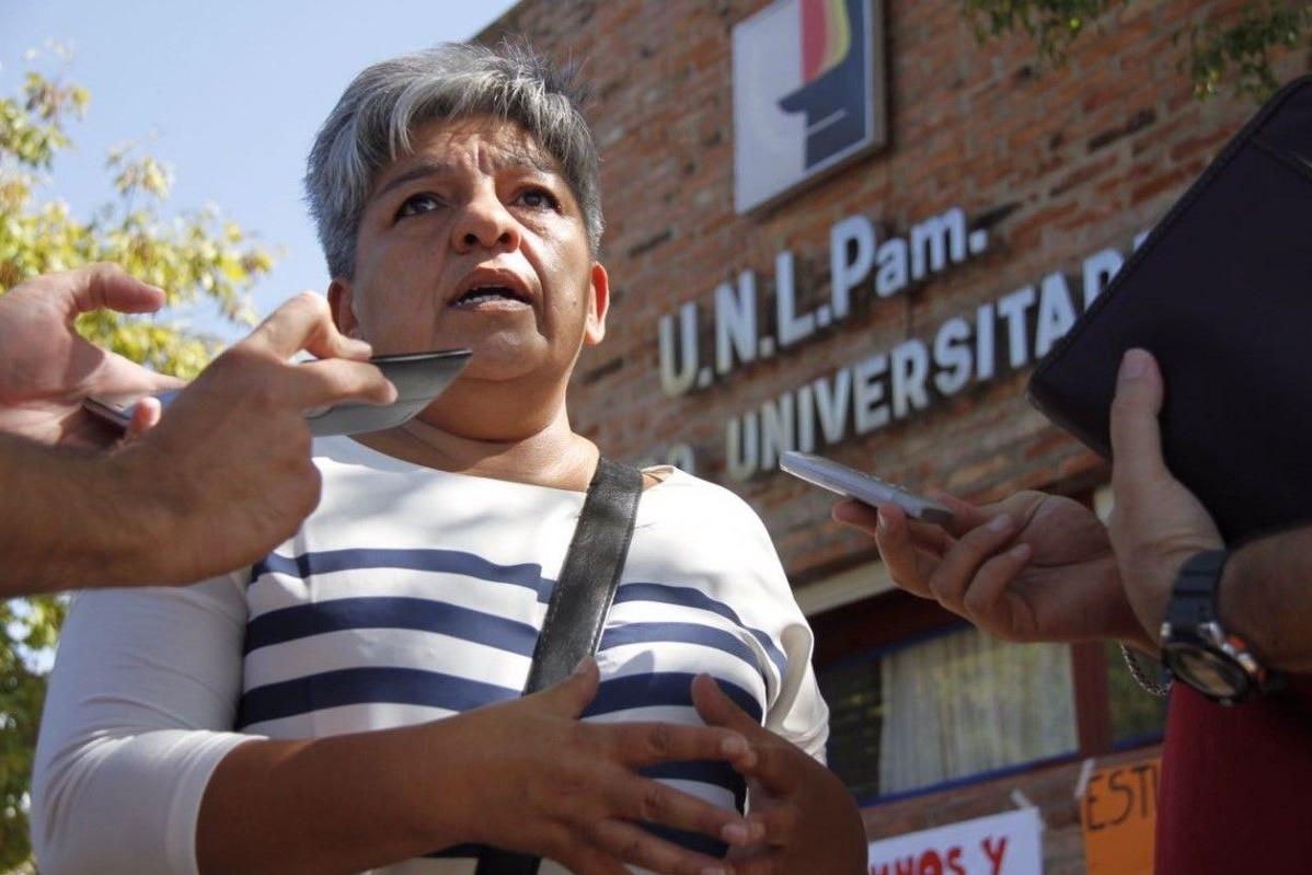 """Veronica Moreno, nueva rectora de la UNLPam: """"Siento que estoy donde tengo que estar"""""""