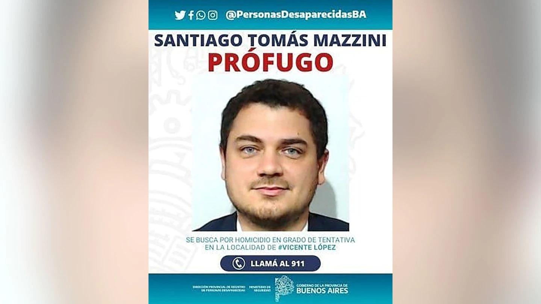 Ofrecen $4 millones de recompensa para quien entregue al abogado que mató al piloto en Vicente López