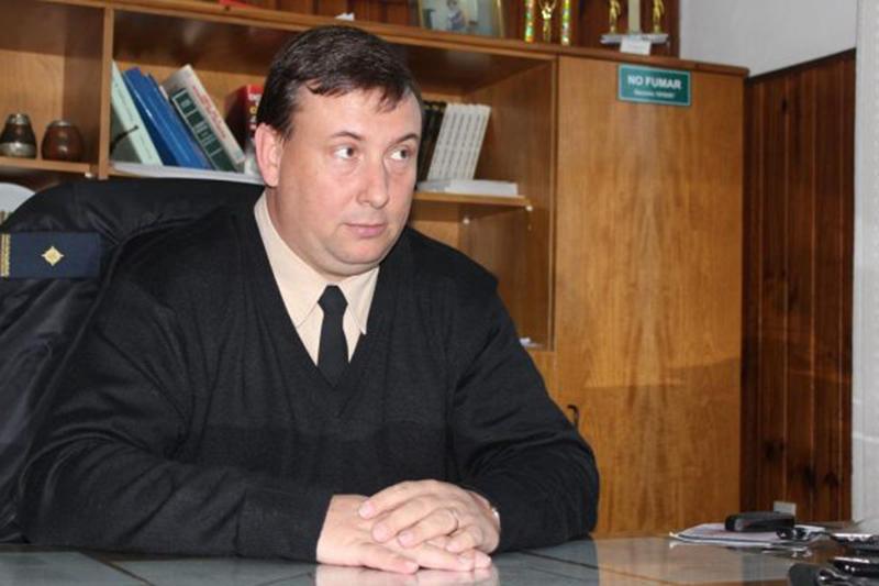 La jefatura policial dispuso que el comisario inspector Roberto Rebichini se sume al equipo de trabajo de la Unidad Regional II