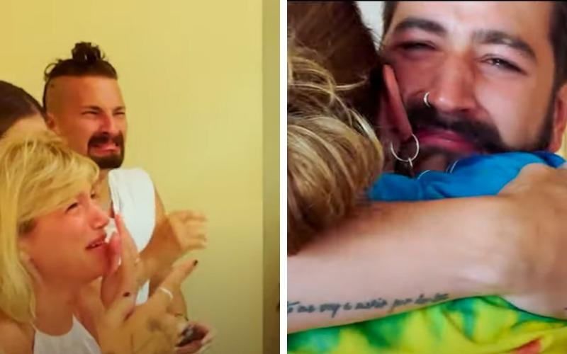 """El emocionante video de Evaluna Montaner con Camilo anunciando que serán padres: """"Llegó el amor de mi vida"""""""